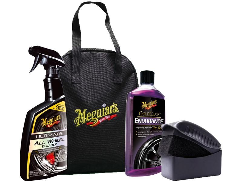 Meguiar's Felgenreiniger Set 709+473ml