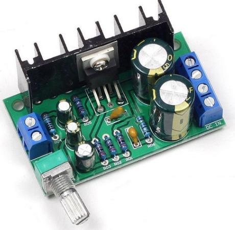 Audio-Verstärker 80W FR-9720A TDA2050
