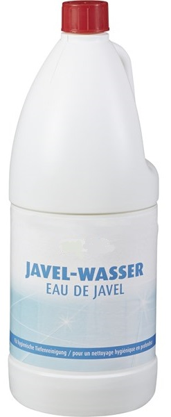 Javel Javelwasser 2.0l universal Reinigungsmittel