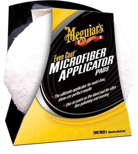 Meguiar's Mikrofasertuch für Wachs und Detailer  2 Stück