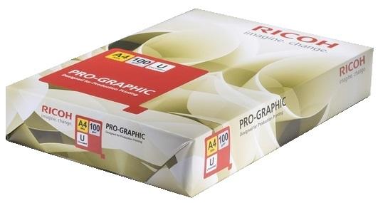 Druckerpapier A4 Weiss 90g/m², 1Pack.  à 500Blatt Ricoh pro Graphic
