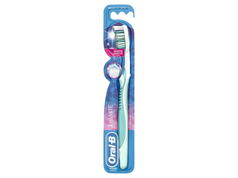 Zahnbürste 3D medium Oral-B