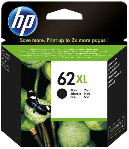 HP Tinte 62XL Black (C2P05AE) 600 Seiten