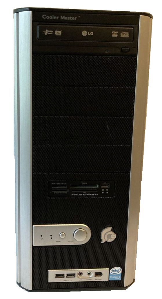Occasion PC Intel i5 500GB 8GB-RAM, Win10 Pro, 4x3.1GHz