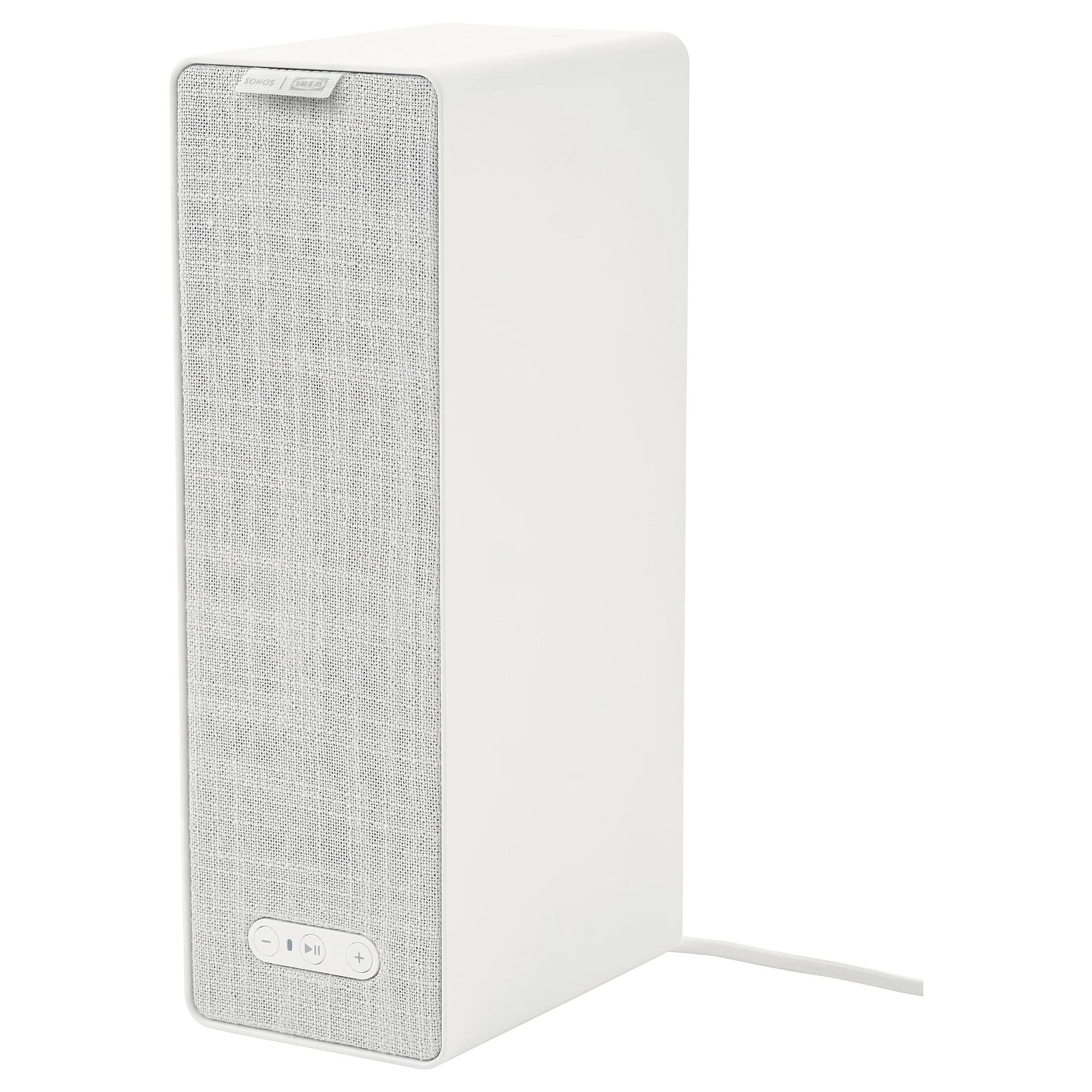 IKEA SYMFONISK - Sonos Lautsprecher - Regal-WiFi-Speaker -Weiss