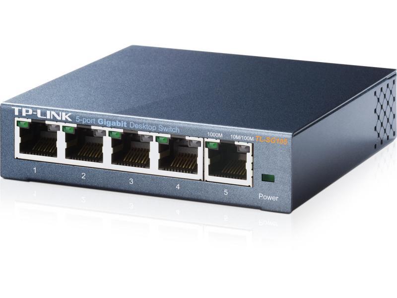 Switch 5-Port DeskTop TL-SG105