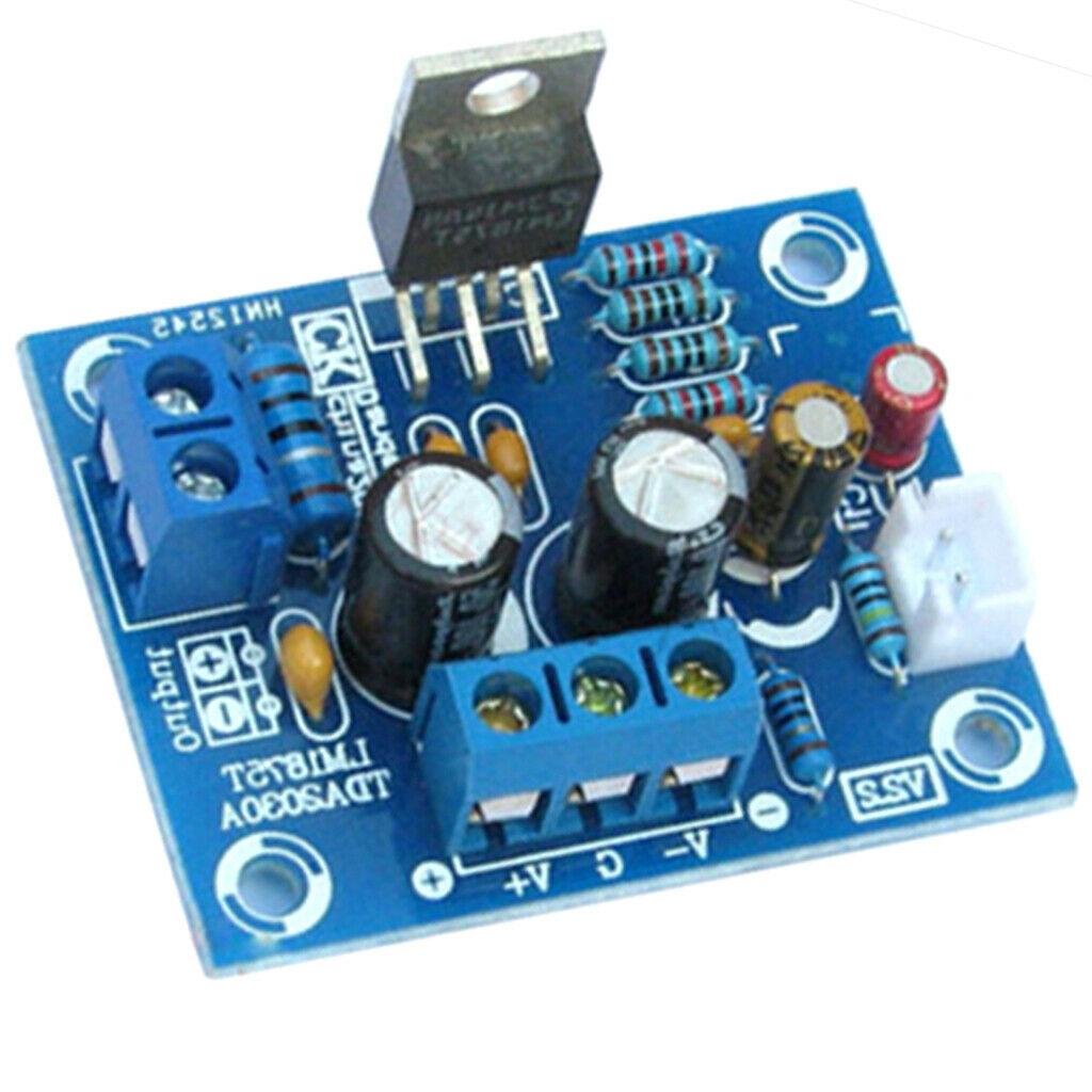 Audio-Verstärker Audio 20W Mono Bausatz LM1875 TDA2030