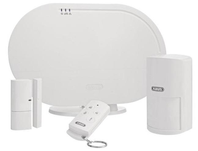 Smartvest-Home Funk-Alarmanlage Set FUAA35001A