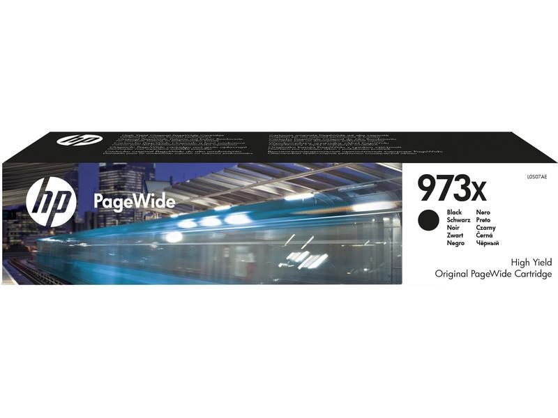 HP PageWide 477dw Tinte schwarz 10'000Blatt 973X